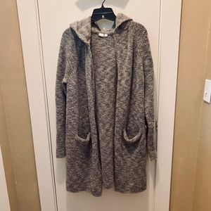 Comfy Gap Hooded Sweater